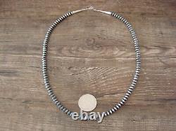 Navajo Indian Desert Pearl Hand Strung 20 Necklace Doreen Jake