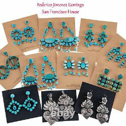 Native American Jewelry Lot Turquoise Sterling Silver Not Scrap Bracelet Ring